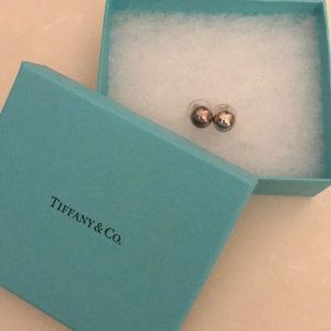 Tiffany Ball Earings